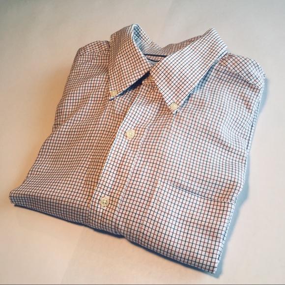 7fce3745 Shirts | Tommy Hilfiger 165 3233 Ithaca Dress Shirt | Poshmark